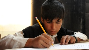 New literacy program educates Afghan children